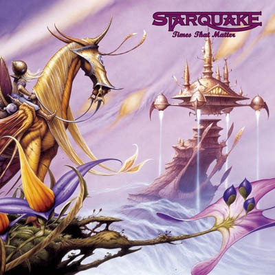 Caratula para cd de Starquake - Times That Matter