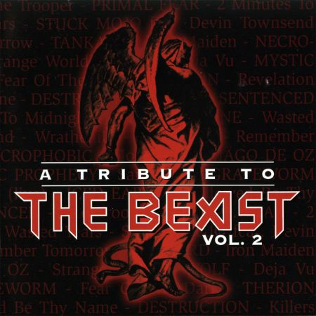 Caratula para cd de A Tribute To The Best - Volume 2 (2x Cd, Anthrax, Tankard, Mago De Oz, Therion, Iced Earth, Destruction, Primal Fear)