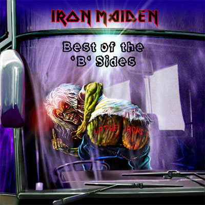 Caratula para cd de Iron Maiden ( 2 Xcd ) - Beast Of The B'sides