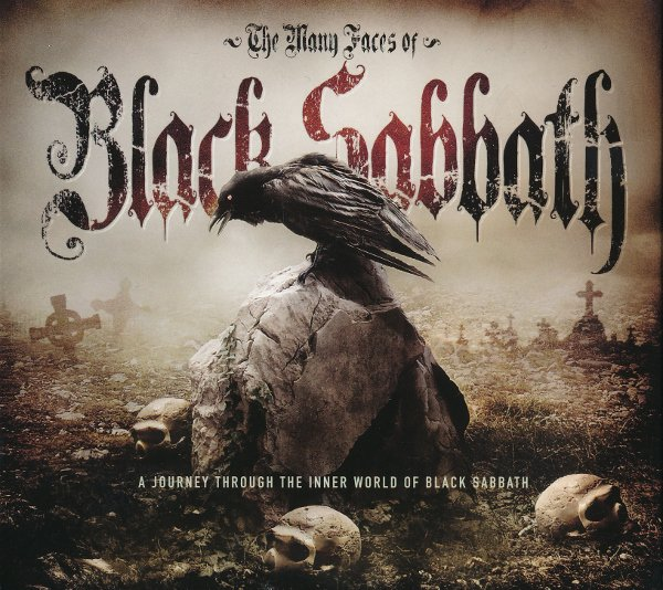 Comprar The Many Faces Off Black Sabbath (2xCD) - The Players, The Songs